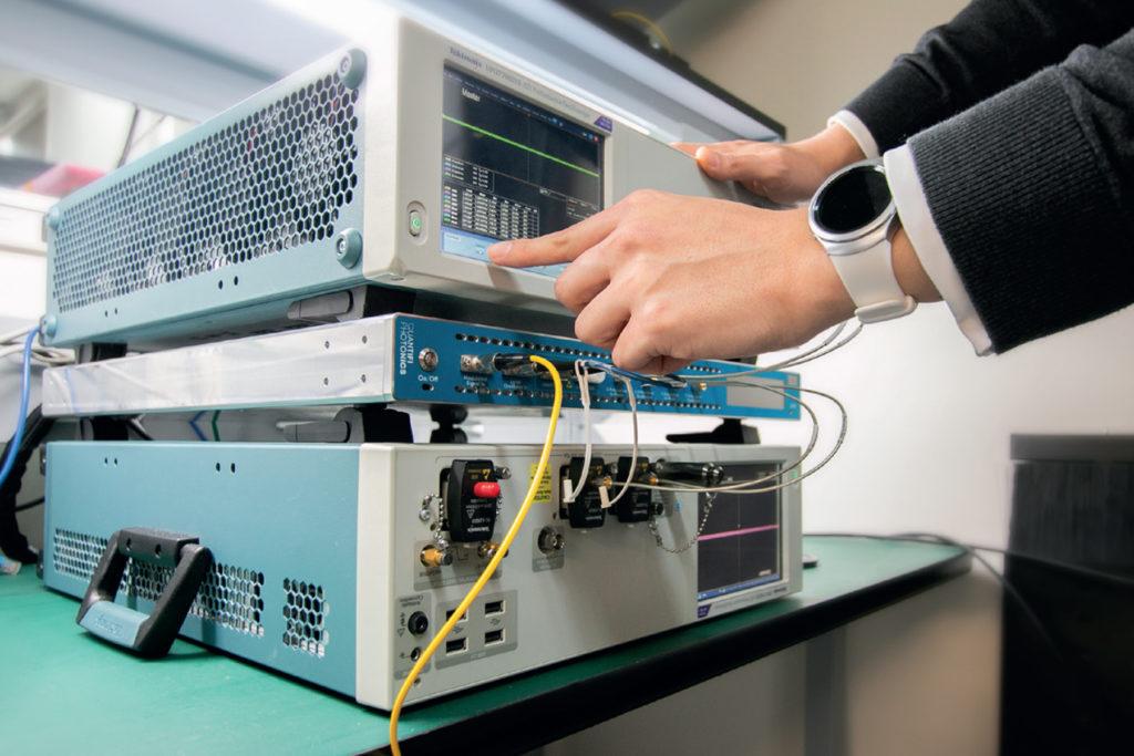 Quantifi photonics equipment